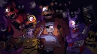Nightcore - [FNAF] Rap Battle - After Hours