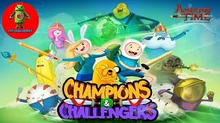 Champions And Challengers: Adventure Time