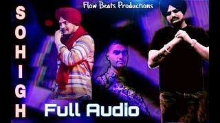 So High||Sidhu moose ala||Background Music Instrumental||Punky Bhardwaj||Big Byrd||