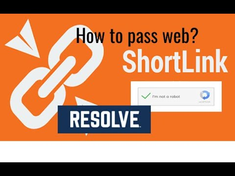 Resolve Captcha ShortLink. [Sturl.pw,Bitcut.website,Xz2 ...