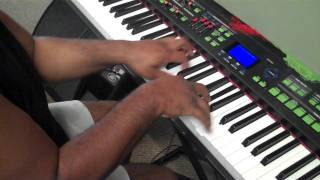 "Black Eyed Peas - My Humps Outro ""So Real"" (Piano Improv)"