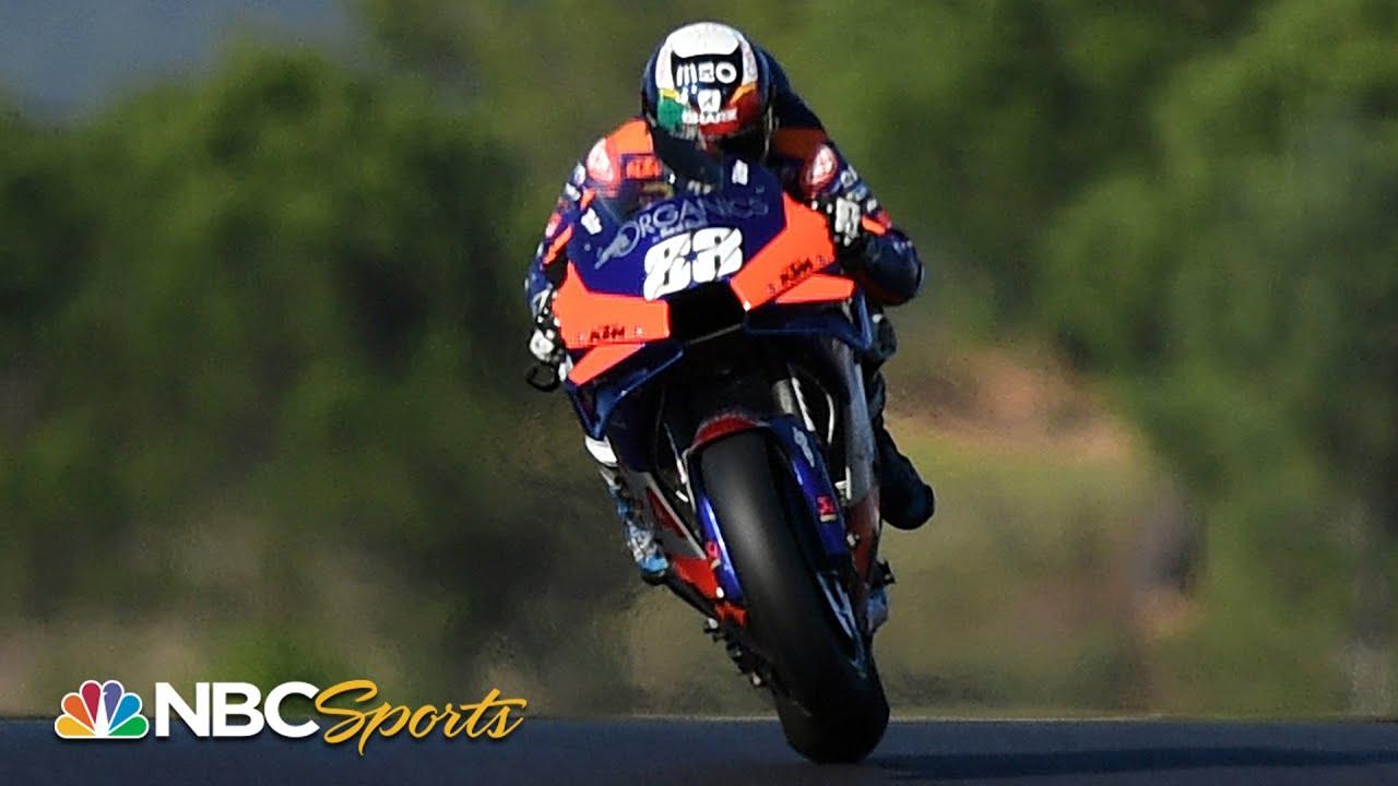 MotoGP: Portuguese Grand Prix | EXTENDED HIGHLIGHTS | 11/22/20 | Motorsports on NBC