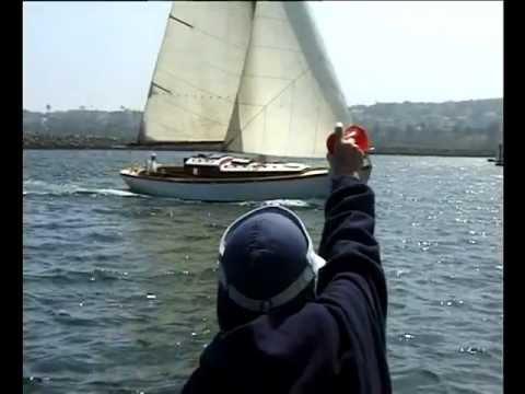 Classic  Wooden Sailing Ship Nyborg 34'