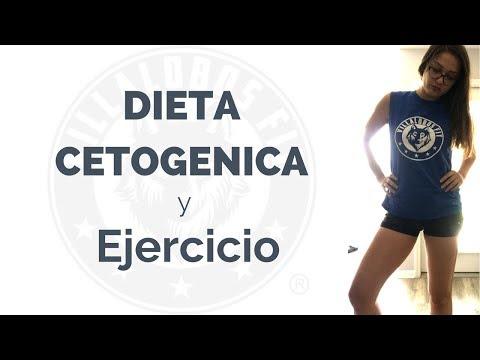 Ejercicios durante la dieta cetosisgenica