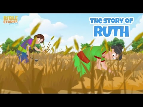 The Story Of Ruth | Part 1 | Bible Stories For Kids