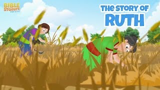 The Story Of Ruth & Naomi | 100 Bible Stories