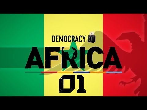 A Senegal to Believe In #01 - Democracy 3 Africa