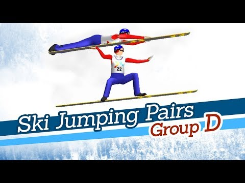 Ski Jumping Pairs: All Jumps (Group D)