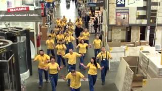 Flash mob Castorama Opole 4 czerwca 2014 r.