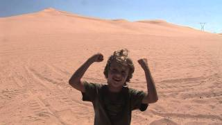Gordons Well Dunes Glamis Buttercup California Travel With Kids San Diego