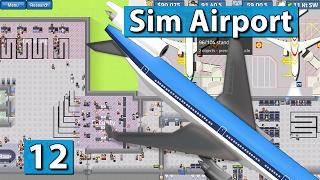 Sim Airport ► Kleine Ausbauten ► Der Flughafen Bau und Management Simulator #12