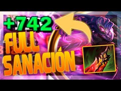 SIGUE MUY FUERTE FULL SANACIONES! | Illaoi Top s9 | league of legends | Exelion thumbnail