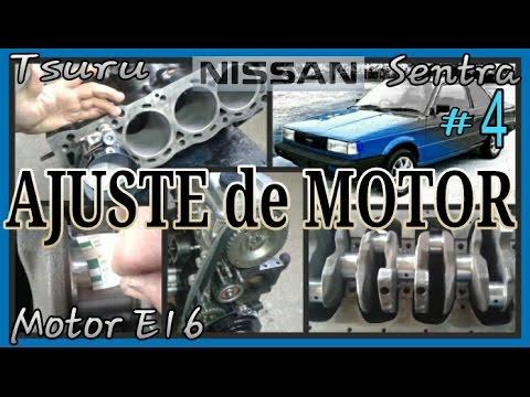 AJUSTE DE  MOTOR, Nissan Tsuru, Parte 4