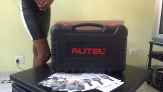 Autel Maxisys Pro MS908p Video - The Best Automotive Diagnostic Scanner To Buy Hands Down