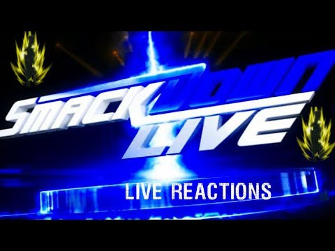 King Of The Ring WWE Smackdown Live 20th August 2019 Live Reactions