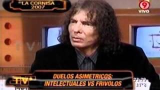 TVR - Intelectuales vs frívolos. Duelos asimétricos 09-10-10
