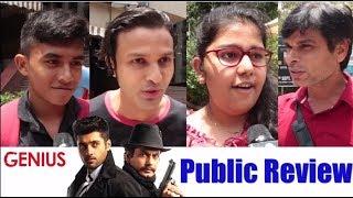 Genius Movie Public Review | First day Show | Nawazuddin | Utkarsh Sharma