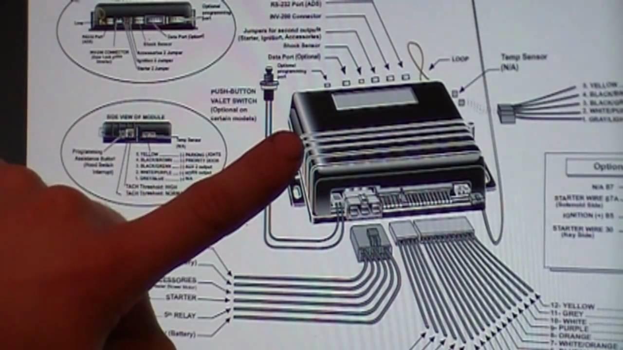 hight resolution of theory of 2008 dodge nitro remote kit install youtubenitro alarm diagram 6