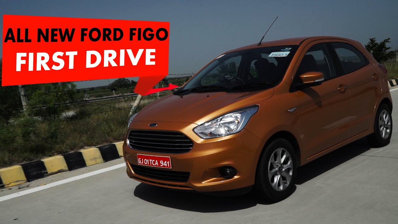 All New Ford Figo First Drive Powerdrift Youtube