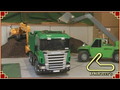 Friendly trucking in Horazdovice 2010