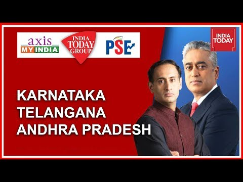Tracking Political Mood Of Telangana, Andhra Pradesh & Karnataka | Political Stock Exchange