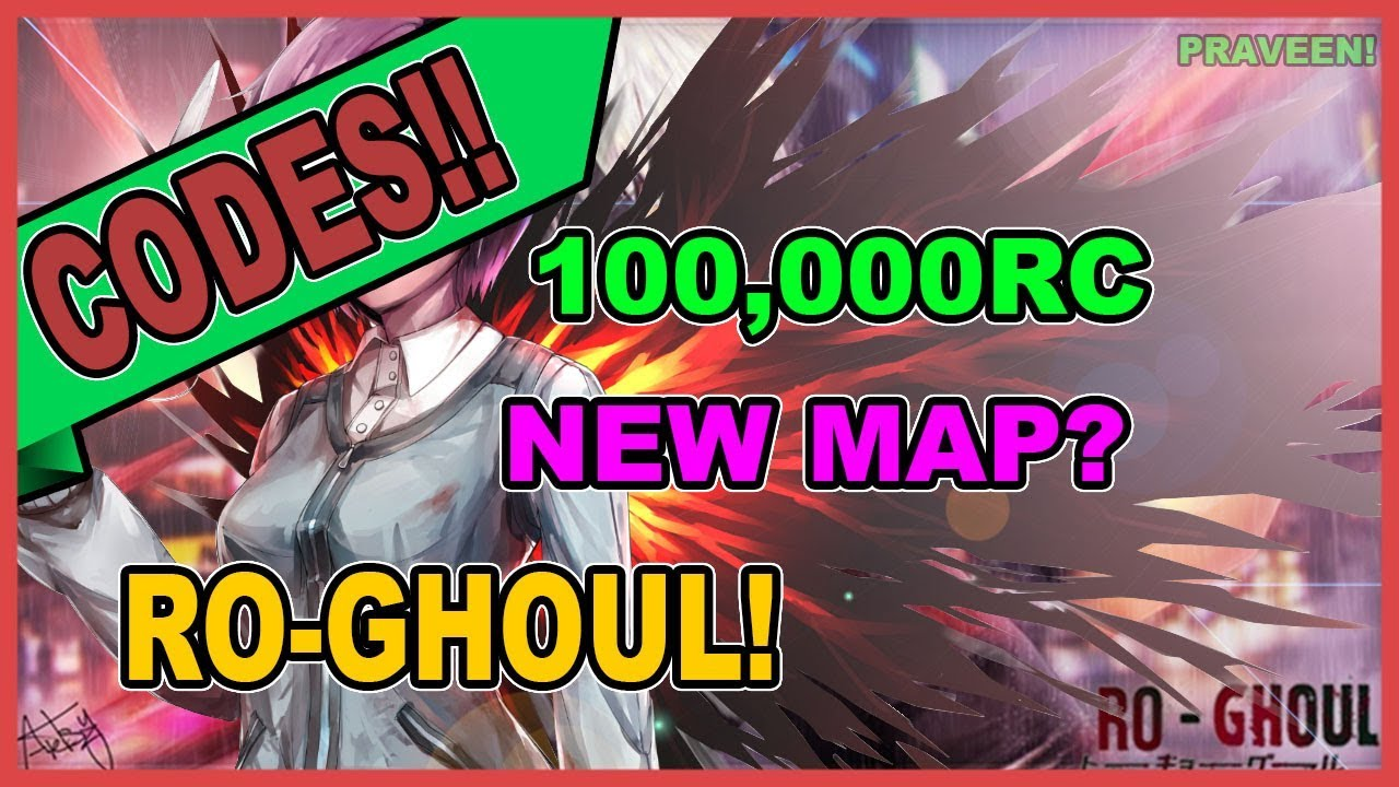 💄 Ro ghoul codes 2019 website | Ro Ghoul! New 5 Codes! FREE