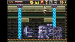 The Revenge of Shinobi Longplay (Mega Drive/Genesis) [60 FPS]