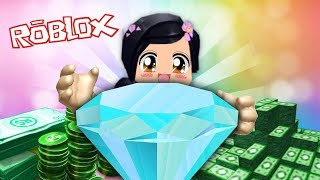 WE STEAL THE BIGGEST DIAMOND IN ROBLOX!!!