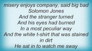 Aceyalone - Solomon Jones Lyrics