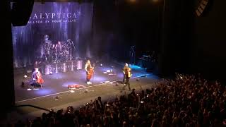 Seek and Destroy - Cover by Apocalyptica ( Live Buenos Aires Dec 2017)
