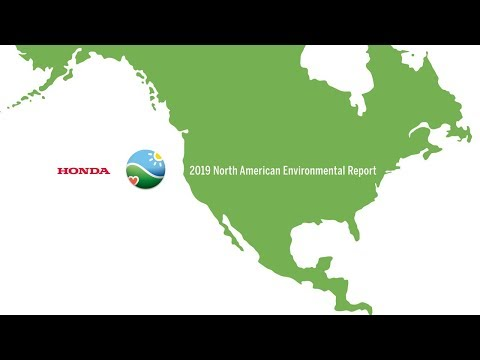 Highlights of Honda's Environmental Performance in North America