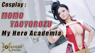 Cosplay Momo Yaoyorozu - My Hero Academia / Bokuno Hero Academ…