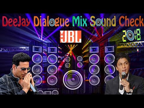 NEW DJ DIALOG  Music JBL Production  2018 JP MUZICAL FM