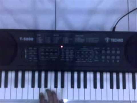saans_jab tak hai jaan-piano(full song)