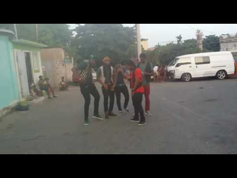 Breezy squad dancers ft chronixx-likes official dance video