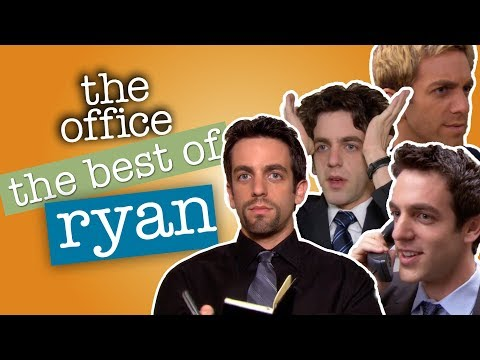 The Best Of Ryan  - The Office US