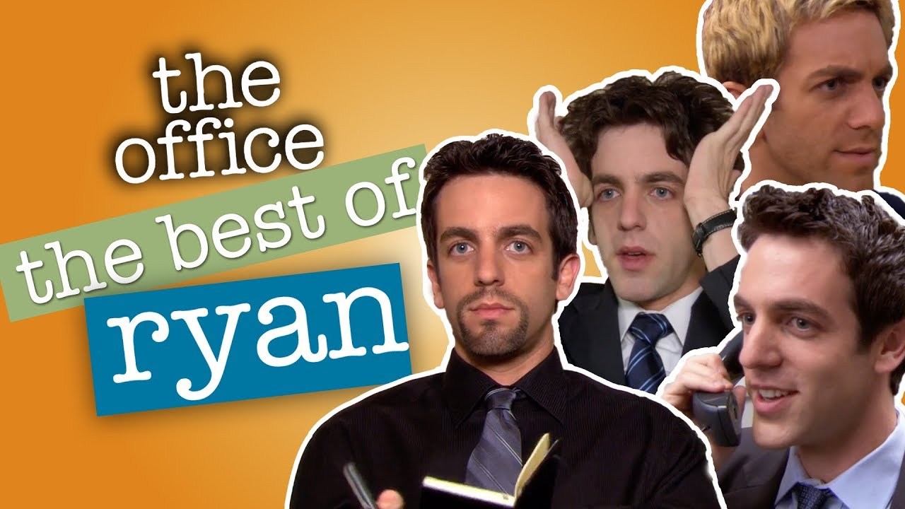 The Best Of Ryan The Office Us Youtube
