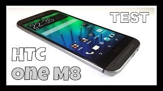 Test du smartphone HTC One M8
