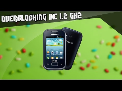 Samsung Galaxy Pocket Duos Video clips