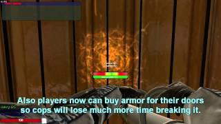 GMOD | The SWAT Battering Ram | CustomHQ