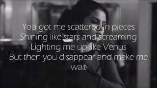 Selena Gomez - The Heart Wants What It Wants Lyrics