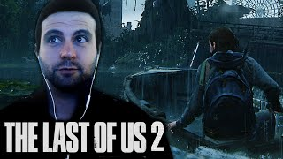 THE LAST OF US 2 - CON BARCOS Y A LO LOCO! #7