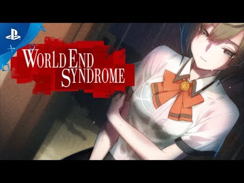 Worldend Syndrome | Launch trailer | PS4