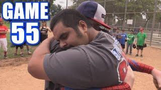 THE BEAST IS BACK!   On-Season Softball Series   Game 55