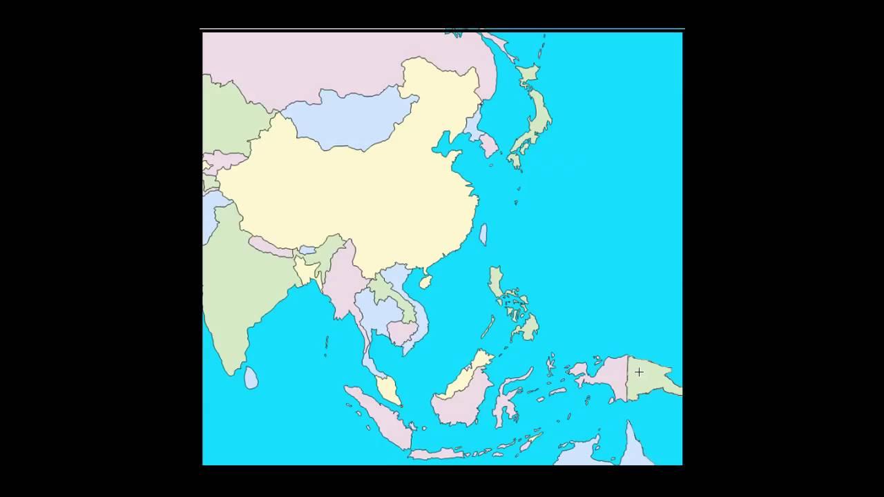 south east east asia mnemonics