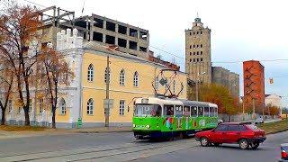 ХАРЬКОВ улица ЧЕБОТАРСКАЯ Осень 2018