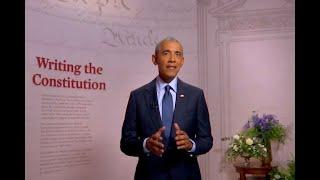 Former President Barack Obama's 2020 Democratic National Convention Speech | FULL