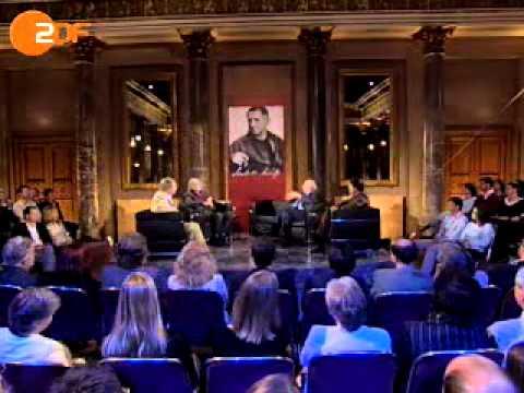 Das Literarische Quartett Spezial 4 - Bertolt Brecht (11.08.2006)