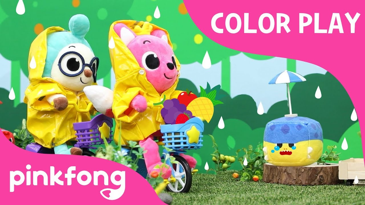 Play Colors with Bike | Learn Colors | Toy Review | Pinkfong Toy Show for Children