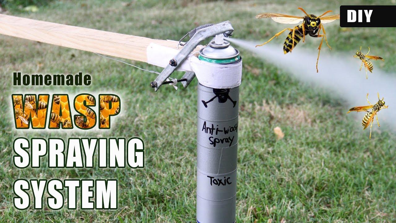 Spraying System | DIY Anti-pest tool